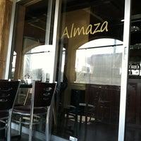 Photo taken at Almaza Restaurant by Bob Y. on 3/27/2012