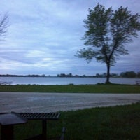 Photo taken at Little Wall Lake Park by Alicia J. on 5/7/2012