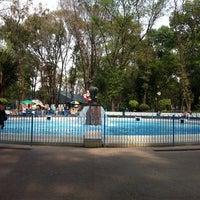 Photo taken at Parque de los Venados by Mariana S. on 2/4/2012