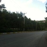 Photo taken at Uzuntarla by Emre H. on 8/19/2012