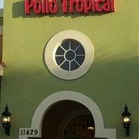 Photo taken at Pollo Tropical by Joe L. on 6/2/2012