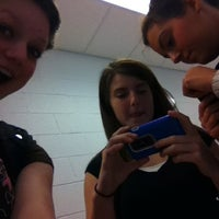 Photo taken at Southeast Guilford High School by Sarah H. on 3/12/2012
