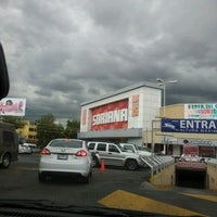 Photo taken at Soriana by Jorge M. on 9/1/2012