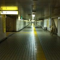 Photo taken at Nijubashimae Station (C10) by mf on 6/10/2012