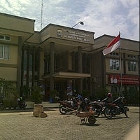 Photo taken at Kantor Camat Sukarame by Finie F. on 6/12/2012
