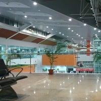 Photo taken at Chaudhary Charan Singh International Airport (LKO) by Sumana S. on 8/22/2012