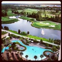 Photo prise au Hilton Orlando Bonnet Creek par CJ A. le5/1/2012