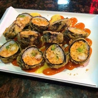 Photo taken at I Love Sushi by Mike S. on 3/17/2012
