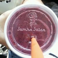 Photo taken at Jamba Juice Gateway Pavilions by Renee T. on 7/8/2012