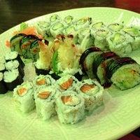 Photo taken at Kiraku Hibachi & Sushi by (Fez) I. on 3/24/2012