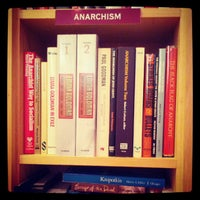 Photo taken at Raven Used Books by Meghan S. on 6/11/2012