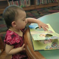 Photo taken at Ridgway Memorial Library by Amanda M. on 4/24/2012