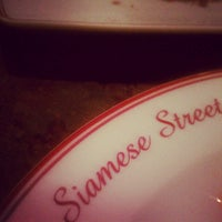 Photo taken at Siamese Street Restaurant by Jeremy D. on 6/27/2012