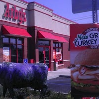 Photo taken at Arby's by ACE E. on 9/12/2012