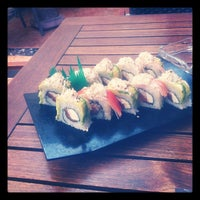 Photo taken at Sushi Itto by Lidicienta C. on 9/10/2012
