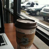 Photo taken at Caribou Coffee by Elizabeth R. on 4/3/2012