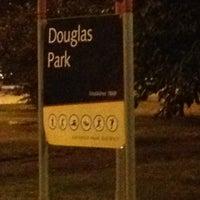 Photo taken at Douglas (Stephen) Park by Terrance J. on 7/22/2012
