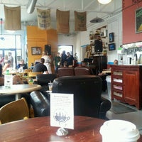 Photo taken at Sugar House Coffee by Martijn v. on 7/22/2012
