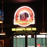 Photo taken at Dreamland Bar-B-Que Ribs by Rebecca B. on 4/2/2012