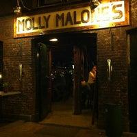 Das Foto wurde bei Molly Malone's Irish Pub von Maxim D. am 8/6/2012 aufgenommen