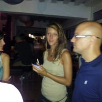 Photo taken at The Lounge Bar by Javier H. on 7/27/2012