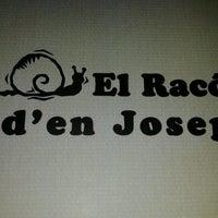 4/11/2012にAlbert M.がEl Racó D'en Josepで撮った写真