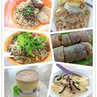 Photo taken at Restoran Kam Wan (金山冬菇亭) by Yap on 5/18/2012