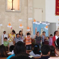 Photo taken at Iglesia Del Buen Pastor by Fernando S. on 5/27/2012