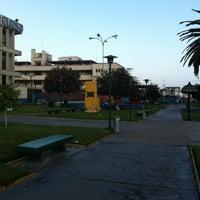 Photo taken at Plaza Brasil by Dario O. on 5/25/2012