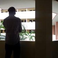 Photo taken at Karunya University - School of Computer Science by Samuel P. on 8/28/2012