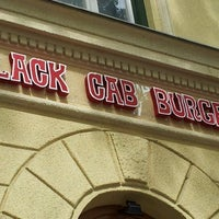 Photo taken at Black Cab Burger by Szlaukó R. on 6/10/2012