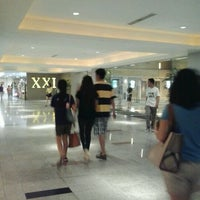 Photo taken at Supermal XXI by Cygnus B. on 5/12/2012