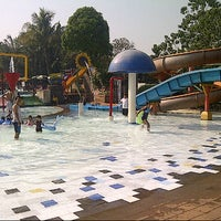 Photo taken at Fun Park Bekasi Timur Regency by Freine M. on 9/2/2012