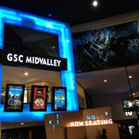 Photo taken at Golden Screen Cinemas (GSC) by Amy Z. on 8/7/2012