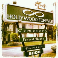 Photo taken at Hollywood Forever Cemetery by Kevin T. on 4/22/2012