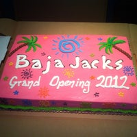 Photo taken at Baja Jacks by Jimmer James S. on 4/22/2012