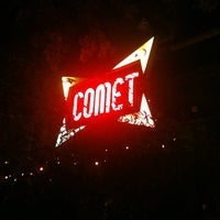 Photo taken at Comet Ping Pong by Justin T. on 9/2/2012