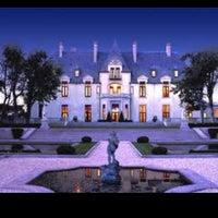 Photo taken at OHEKA CASTLE Hotel & Estate by Dale R. on 2/21/2012