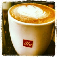 Photo taken at Illy Caffè by Nadeem on 7/9/2012