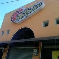 Photo taken at Jugos Periférico by Miguel M. on 4/11/2012