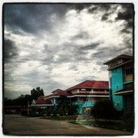 Photo taken at Maahad Tahfiz Sains Tanah Merah by Naufal K. on 5/29/2012