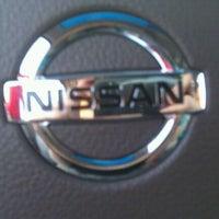 Photo taken at Lynchburg Nissan by Kirstin H. on 3/22/2012
