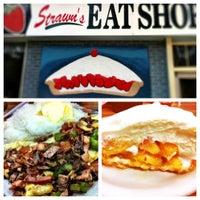 Photo taken at Strawn's Eat Shop by Jeremy H. on 6/30/2012
