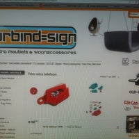 Photo taken at UrbinDesign Retro Furniture by urbindesign.nl on 3/31/2012