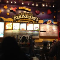 Photo taken at Ben & Jerry's by Gary B. on 2/12/2012