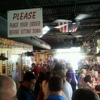 Photo taken at Pappy's Smokehouse by Drew H. on 6/20/2012
