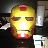 Photo taken at Stark Industries Western Division by 44 North V. on 4/10/2012