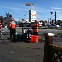 Photo taken at San Mateo Car Wash by Vicki M. on 2/23/2012