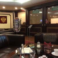 Photo taken at Officials and Delegations Lounge by Sergey G. on 4/10/2012