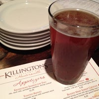 Photo taken at Killingtons Restaurant & Pub by Jessica on 7/27/2012